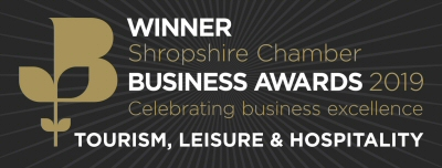Winner Shropshire Chamber Business Award 2019